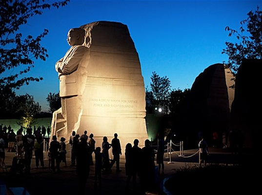 hurricane irene, Martin Luther King, Jr., memorial, D.C., Bill McKibben, Keystone XL Pipeline, granite, national mall, first black man, green design, sustainable design, eco-design, China