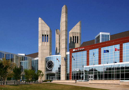 Grant MacEwan University, green design, eco design, leed, leed silver, eco architecture, sustainable design, green school, eco school, sustainable school