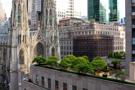 The Rooftop Gardens At Rockefeller Centerare A Hidden Urban Treasure
