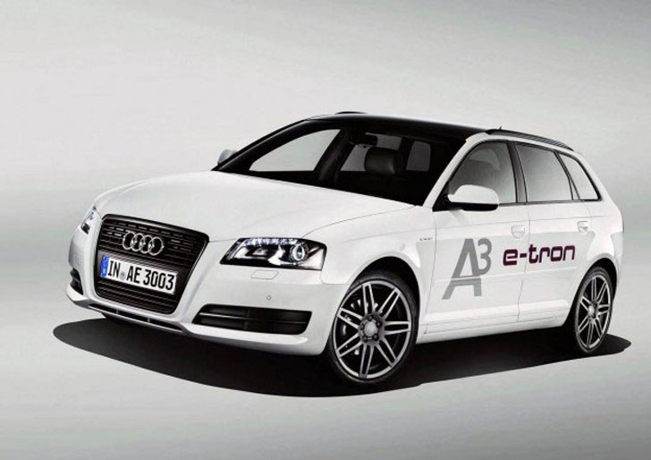 Audi May Offer An A4 Plug In Hybrid By 2017