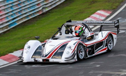 TMG EV P001, Toyota Motorsports GmbH, Nurburgring lap record, EV lap record, Nurburgring electric record, Nurburgring EV record, green transportation, alternative transportation, green automotive design, electric vehicle, electric car, electric supercar