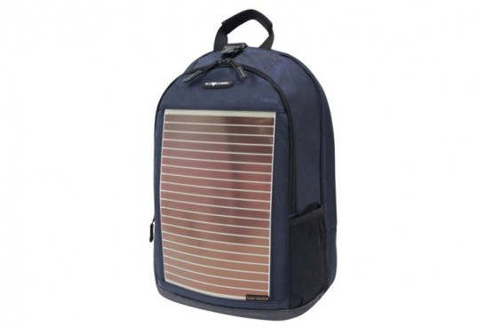 solar powered bookbag, solar powered backpack, solar backpack, solar bookbag, solar power, solar powered bag, green design, eco design, sustainable design, back to school, eco back to school, green back to school, eco school bags, Green Backpacks, Green school bags,