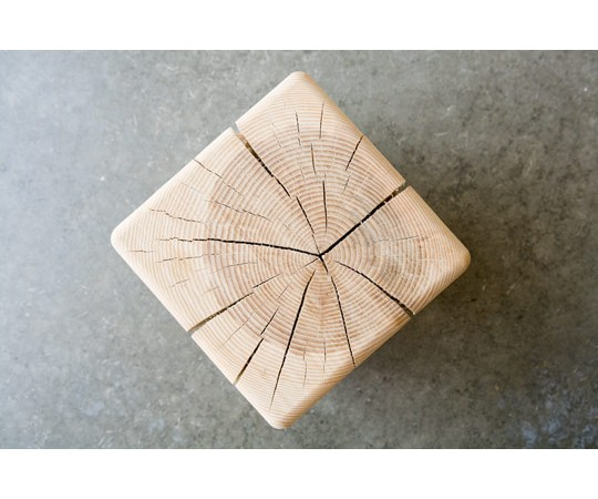 Kalon Studios Turns Fsc Wood Into Awesome Indoor Stumps