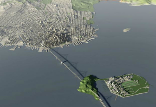 San Francisco, Treasure Island, Sustainable Development, Green Building