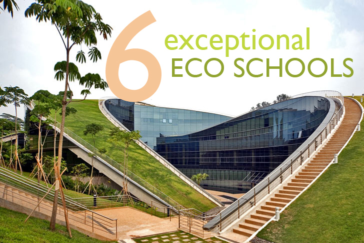 Exceptional Eco Schools Inhabitat Green Design Innovation