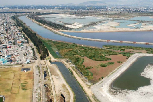 dbb0a6e60 Texcoco Lake Ecological Park: Mexico City to Build the World's Largest  Urban Park
