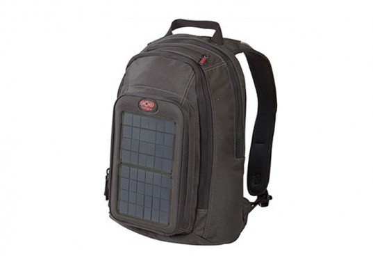solar powered bookbag, solar powered backpack, solar backpack, solar bookbag, solar power, solar powered bag, green design, eco design, sustainable design, back to school, eco back to school, green back to school, eco school bags, Green Backpacks, Green school bags, Green Tote bags, Top 5 Eco Back to School Bags, Top 5 Eco Book Bags, Top 5 Eco school bags from Inhabitat, voltaic, voltaic converter