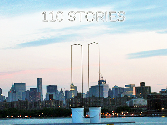 110 Stories, 9/11 memorial, WTC, 9/11, New York City, Brian August, World Trade Center, Manhattan skyline, cellphone apps