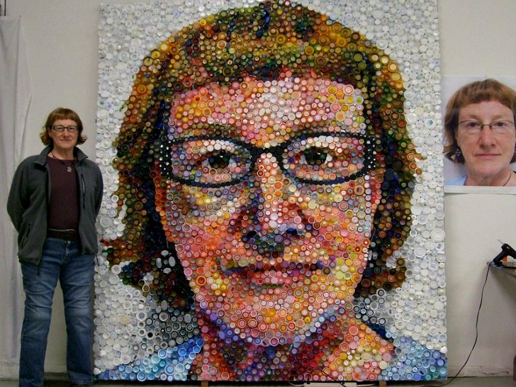http://inhabitat.com/wp-content/blogs.dir/1/files/2011/09/Bottle-Caps-Portrait-Mary-Ellen-Croteau-2.jpg