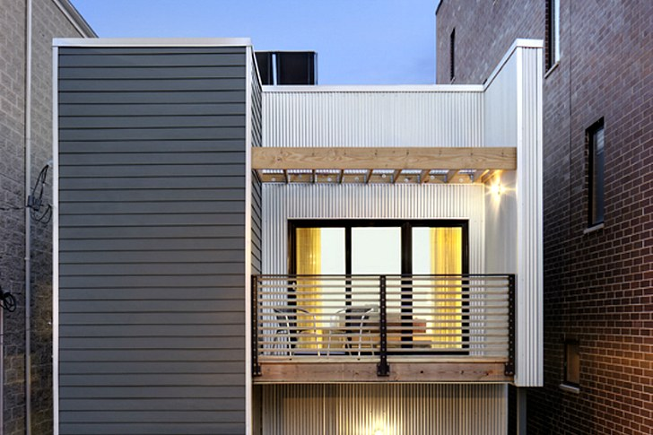 C3 Chicago Prefab Is A Cost Effective Sustainable Urban Housing Solution