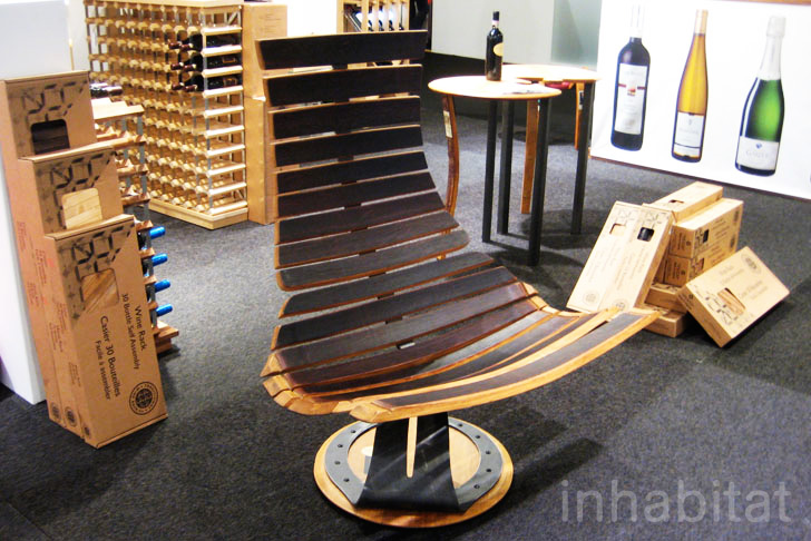 Products Made From Wine Barrels Home Decorating Ideas Interior