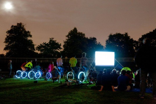 green film event, eco film event, free film festival, Bike powered movie, bike energy, bike electricity, bike movie event, Bike England, Bike film festival, bike powered movie, bicycle power, electricity created by bicycle, pedal power