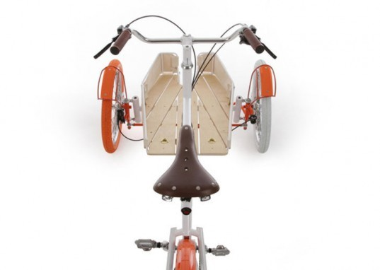 green design, eco design, sustainable design, Yves Behar, Fuseproject, Local Bike, green transportation