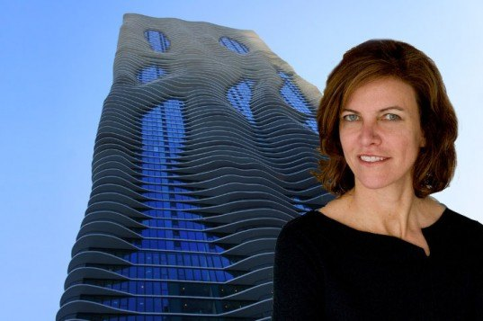 jeanne gang, aqua tower, MacArthur Genius Grant, jeanne gang wins genius grant, chicago architecture, The John D. and Catherine T. MacArthur Foundation, green design, women architects, green architecture, eco architecture, sustainable design, eco design, sustainable architecture, studio gang architects