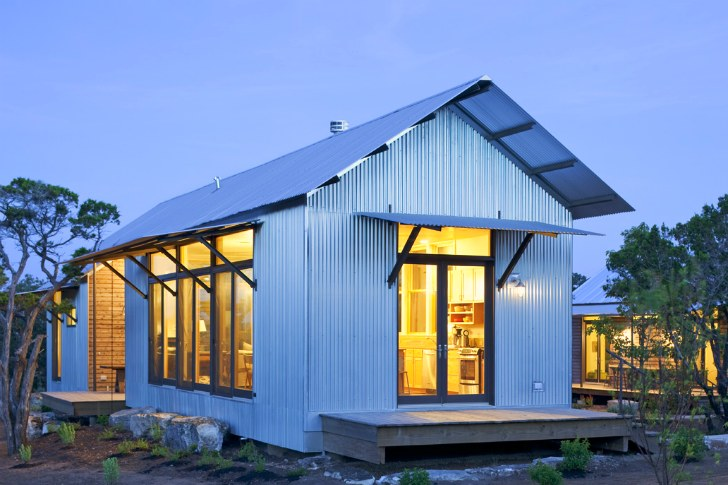 Prefab Porches lake|flato enters the prefab market with their breezy leed porch