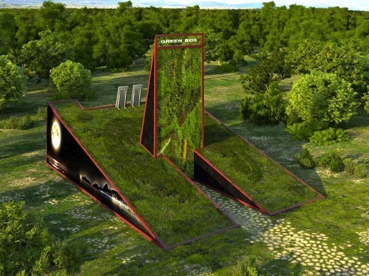 green roof, green design, eco-design, sustainable design, vertical garden, solar energy, geothermal energy, Luis de Garrido, Barcelona