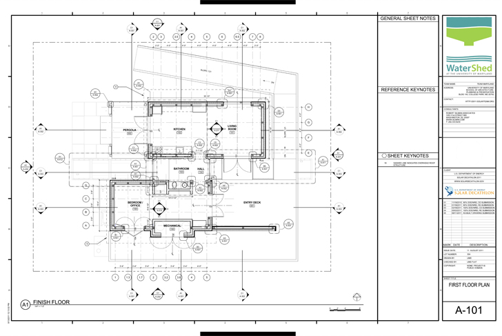 Floor Plan Grid Lines at Home and Interior Design Ideas