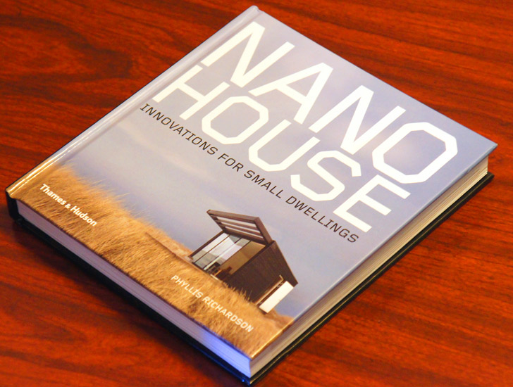 Genial BOOK REVIEW: Nano House Showcases Contemporary Micro Home Design