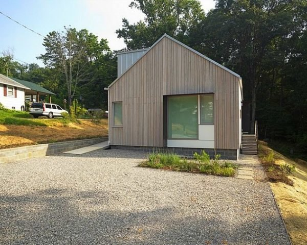 New Norris House, university of tennessee, clayton homes, prefab homes, tennessee, norris house
