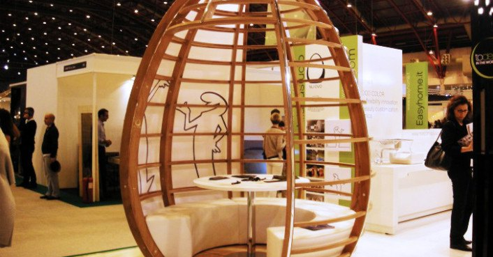 Spotted 100 Design 39 S Top Green Exhibits At London Design