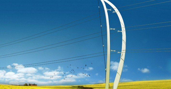 Pylon of the Future: 6 Designs for an Advanced Electrical Grid