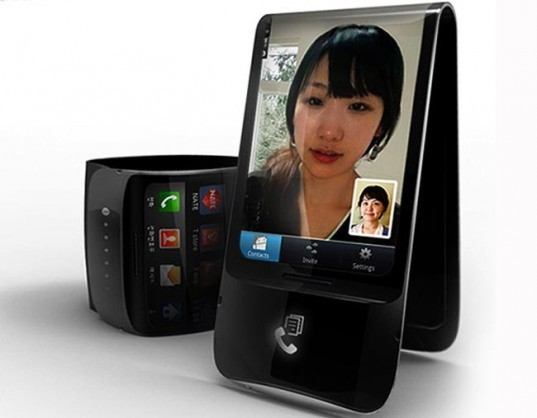 green design, eco design, sustainable design, Heyon You, Samsung Galaxy Skin, flexible phone, AMOLED display, smart phone