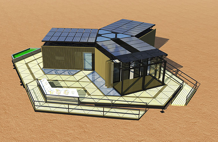 20 Stunning Energy Efficient Homes In The 2011 Solar