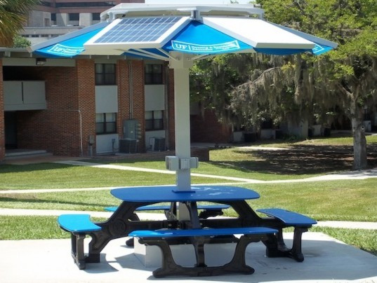 university of florida, sustainable uf, uf, sustainability, college campuses, green colleges, solar dok, enerfusion, green furniture, solar umbrella, off grid, off the grid, energy neutral, carbon neutral, green design, eco design, eco friendly, environmental design, environment, sustainable design, sustainable living, green living, recycle, upcycle, green energy, renewable energy