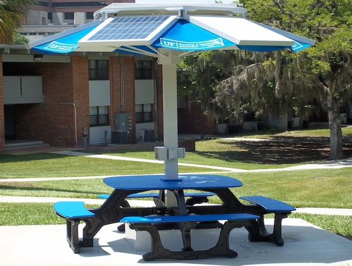 Solar Dok Create A Green Charging Point For University Of