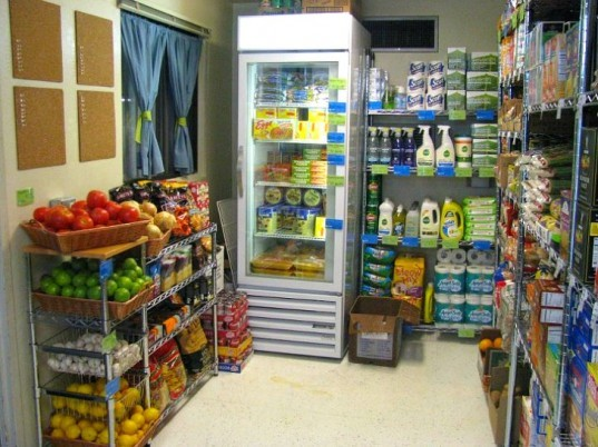 Stockbox Grocers, Prototype, seattle, urban desert, shipping containers, pop up market