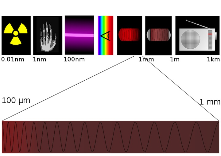 invisibility, invisibility cloak, terahertz, terahertz scanner, terahertz optics, wavelength, visible spectrum, microwave, ionizing radiation, radiation, x-ray, t-ray, biomedical research, northwestern, northwestern university, body scan, airport security, cancer, cancer research, cancer detection, pancreatic cancer, cancer cells, nanotechnology, nanoscale, nano technology, nano electronics, organic electronics, green technology, gadget, engineering, microfabrication, metamaterial, public health, innovative medicine, medical technology