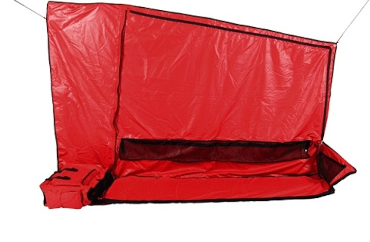 Swags  Ultralight Waterproof Backpack Bed Provides Aid to Homeless 9ecf41f38fc40