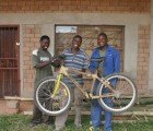 Zambikes: Bamboo Bikes That Help Fight Poverty & Save Lives in Africa