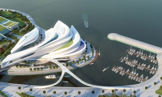solus4, busan opera house competition, korea, green design, green architecture, sustainable architecture, sustainable design, orchid building