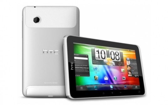 htc flyer tablet computer, green gadgets for back to school, green technology, greener gadgets, sustainable design, green design, eco gadgets, green products, green computer, back to school buying guide, clean technology