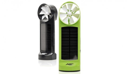 K3 Solar and Wind Charger, green technology, greener gadgets, sustainable design, green design, eco gadgets, green products, green computer, back to school buying guide, clean technology