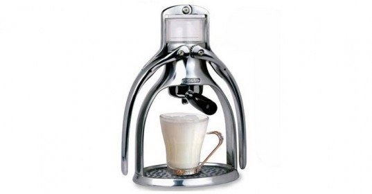 Presso Espresso Machine, green gadgets for back to school, green technology, greener gadgets, sustainable design, green design, eco gadgets, green products, green computer, back to school buying guide, clean technology