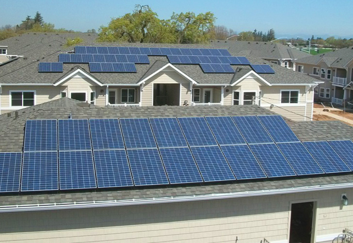 Solarcity Solar Panels >> Solarcity S Solarstrong Project Will Double The Number Of