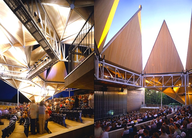Starlight Theatre By Studio Gang Architects « Inhabitat U2013 Green Design,  Innovation, Architecture, Green Building