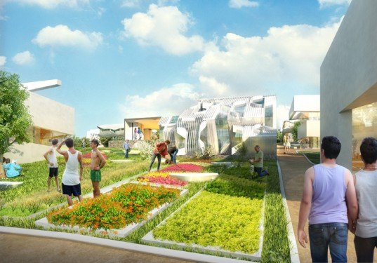 green design, eco design, sustainable design, BOOm architects, Malaga, Spain, LGBT community, Costa del Sol, LEED buildings, photovoltaic panels, CO2 Emissions, Lake Vinuela