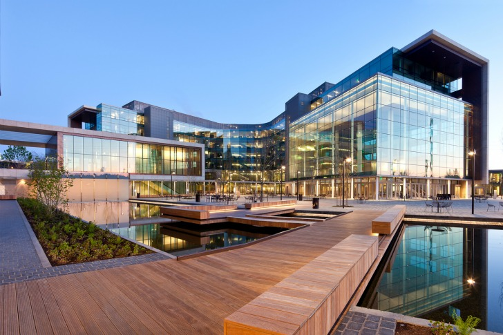 The Bill & Melinda Gates Foundation is the Largest LEED ...