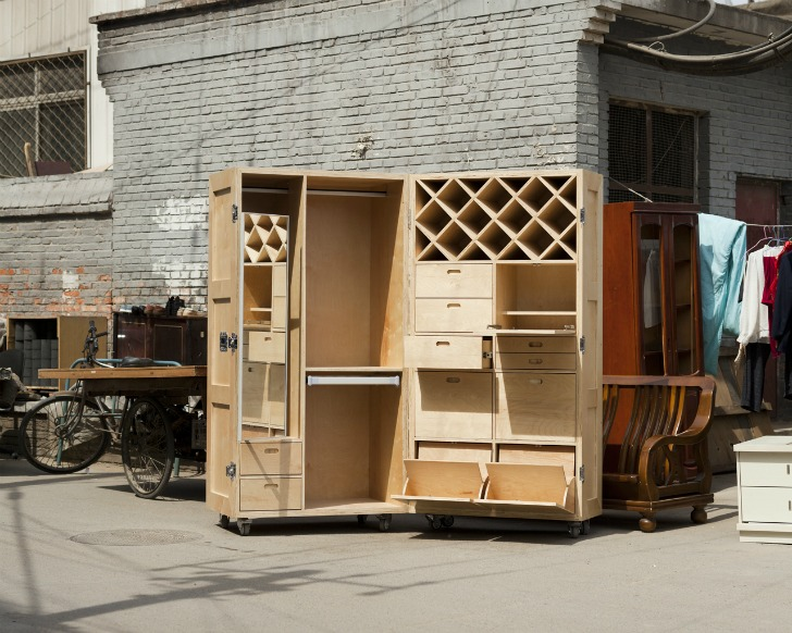 Crates By Naihan Li « Inhabitat U2013 Green Design, Innovation, Architecture,  Green Building Nice Ideas