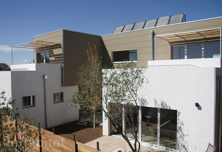 PHOTOS: Balance Project Is A Modern Passivhaus For Santa Fe, New Mexico