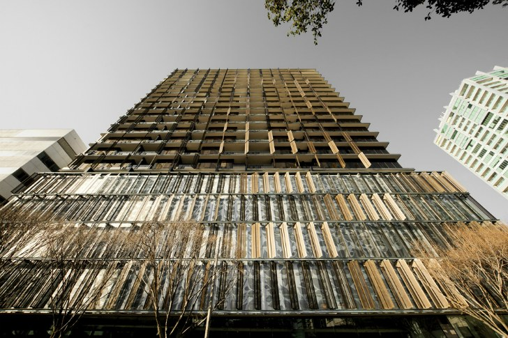 South Melbourne S Elm Apartments Feature A Striking