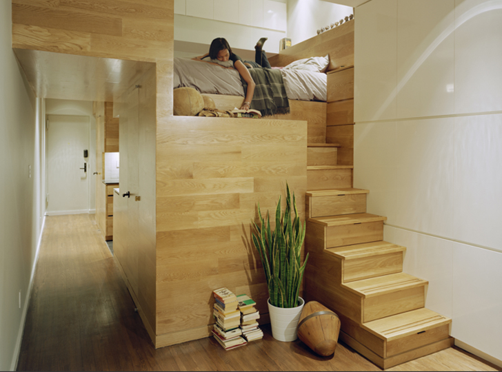 5 Super Efficient Tiny Nyc Apartments Architecture