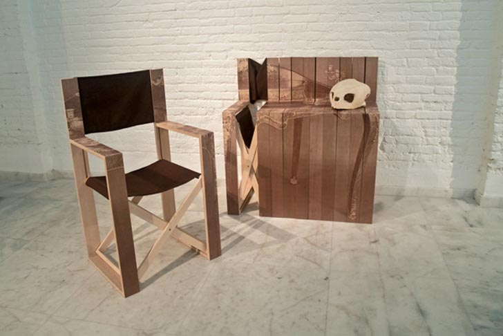 Mr.Simon Com Oda Chairs And Antique Desk All In One 4 « Inhabitat U2013 Green  Design, Innovation, Architecture, Green Building