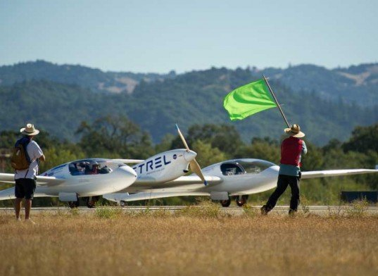 pipstrel usa, taurus electro, electric taurus, electric airplane, electrified airplane, google challenge, nasa challenge, green flight challenge, green airplane, sustainable transportation, green transportation, low emissions airplane