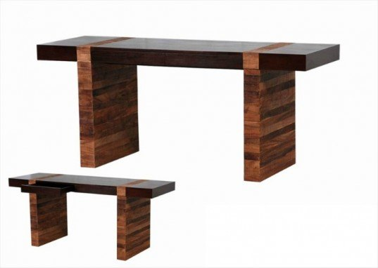 board and beans, sustainable furniture, reclaimed teak wood, green furniture design, new jersey furniture
