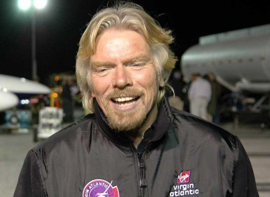 richard branson, virgin america, virgin atlantic, jet fuel, sustainable jet fuel, green jet fuel, low emissions jet fuel, carbon offsets, green aviation, virgin atlantic sustainability