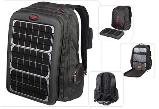 Voltaic Introduces High Powered Solar Backpacks That
